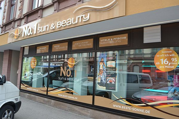 Der BodyStyler in Ihrem No. 1 Sun & Beauty Frankfurt